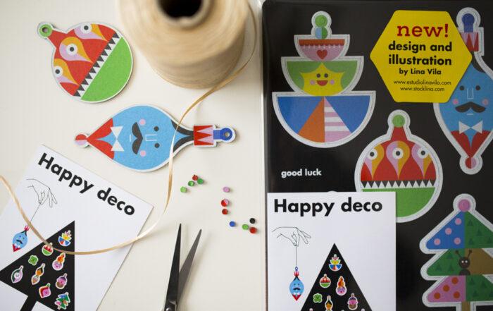 Happy Deco by Lina Vila   Proyecto EDITA T4 2018